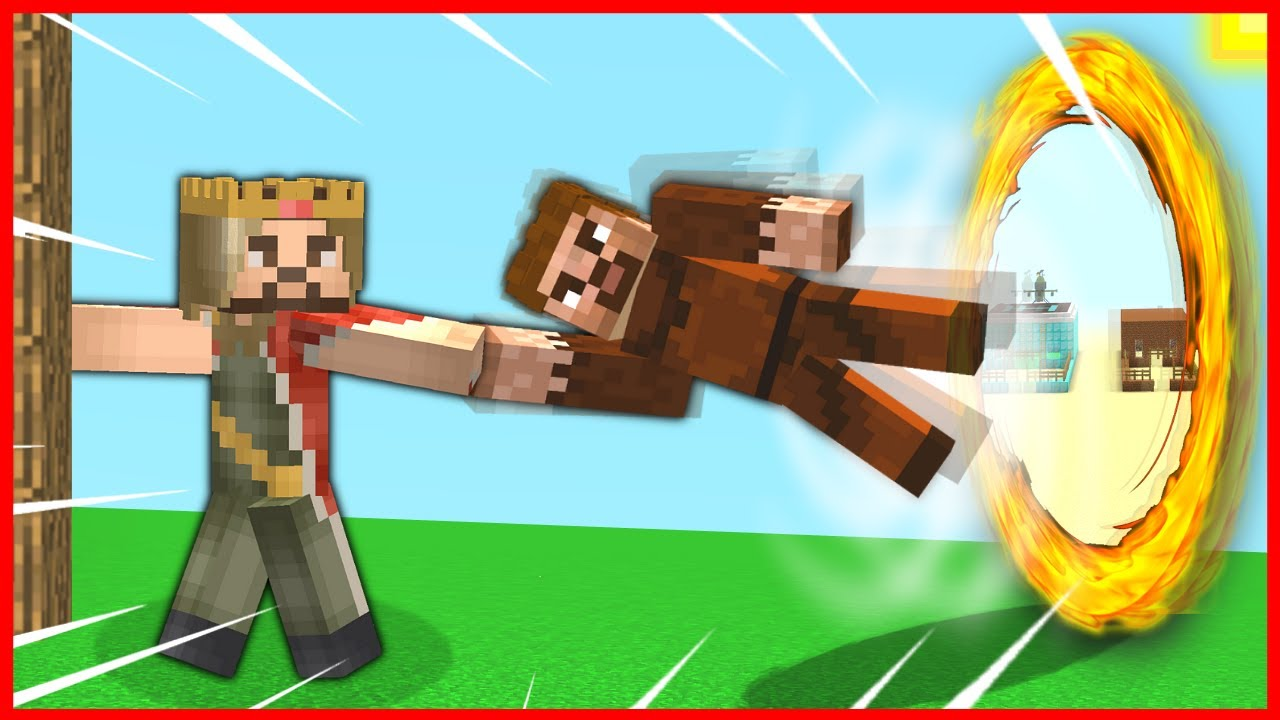 ZENGİN VE FAKİR ESKİ ZAMANA DÖNDÜLER! 😱 - Minecraft