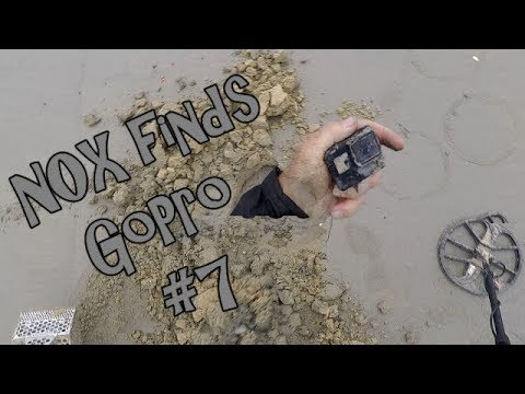 Finding Another GoPro this is #7  3-22-2018