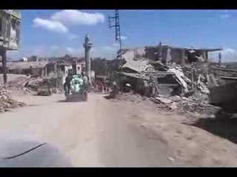 Lebanon War Part 3: Rebuilding Lebanon: Residents Assess Scope Of Damage