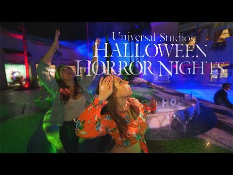 Halloween Horror Nights 2018 at Universal Studios Hollywood
