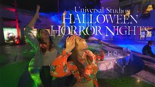 Halloween Horror Nights 2018 at Universal Studios Hollywood