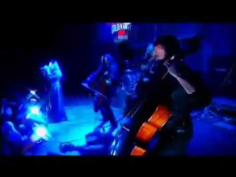 APOCALYPTICA FEAT CRISTINA SCABBIA SOS ANYTHING BUT LOVE