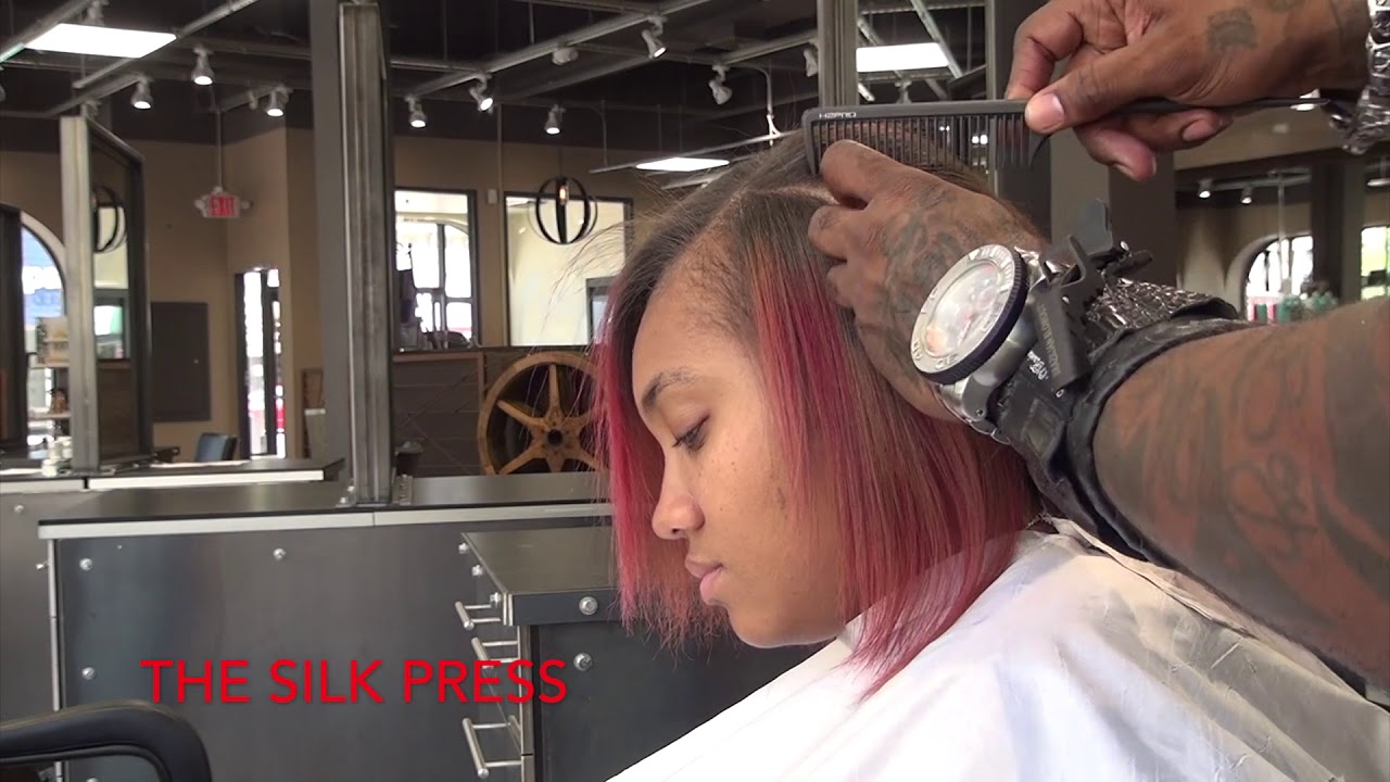 How to apply balayage hair color tutorial