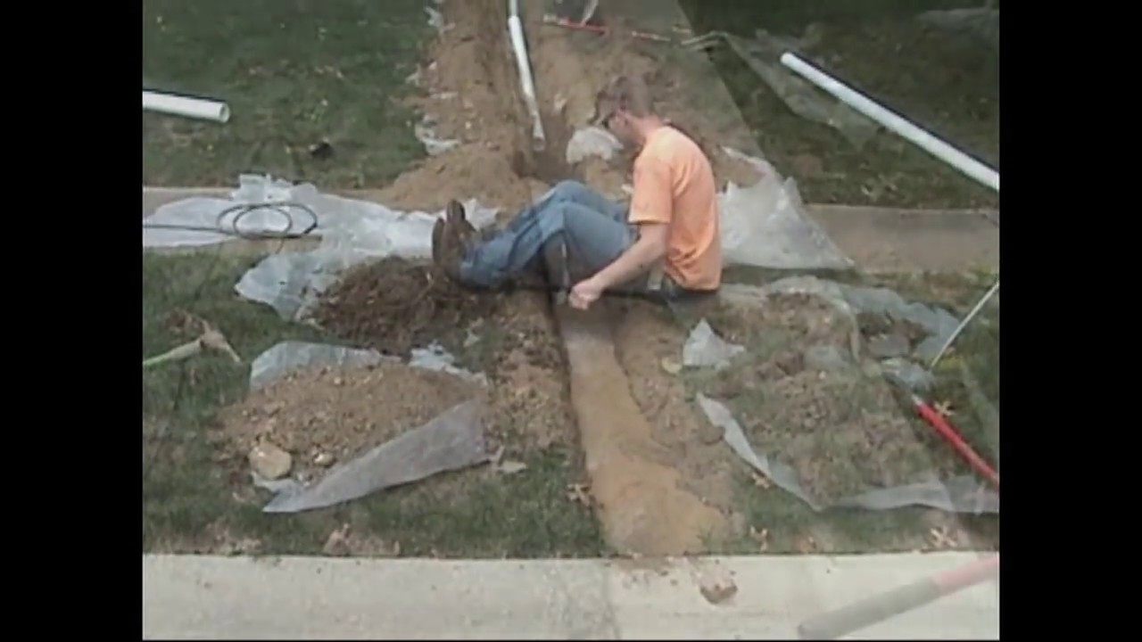 Atlantic Drain Howto Core Drill Curb Hole Install