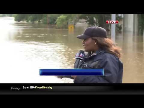 KBTX - La Grange residents displaced after Harvey