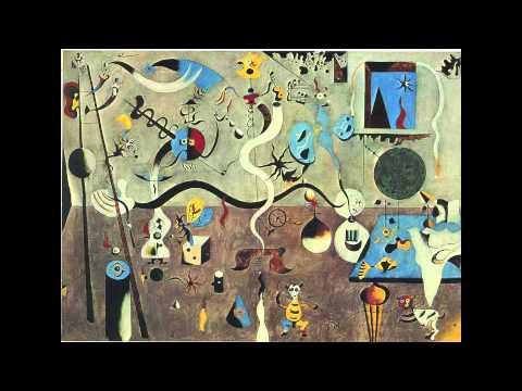Surrealist Art- Joan Miró
