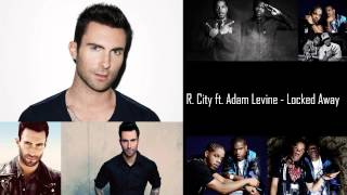 Video R. City ft. Adam Levine - Locked away 1 HOUR LOOP download MP3, 3GP, MP4, WEBM, AVI, FLV Agustus 2017