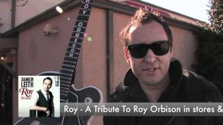 Damien Leith - Roy Orbison Tribute
