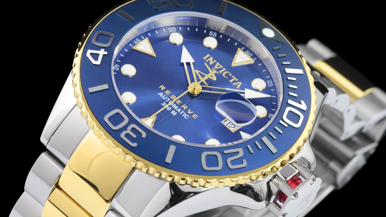 92261023e Invicta 22853 50mm Reserve Grand Diver Sapphire Crystal Swiss Made SW200  Automatic Bracelet Watch