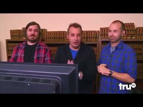 Impractical Jokers  Sal's day in court punishment  homeland Insecurity