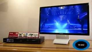 Review | 2012 LG BR-629T Bluray Player/Recorder