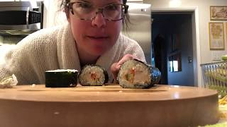 How to Make Easy & Delicious Sushi Rolls Using Leftovers - Little Kosher Lunch
