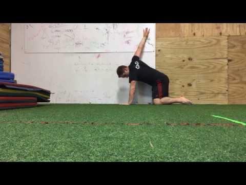 Shoulder Mobility Drills