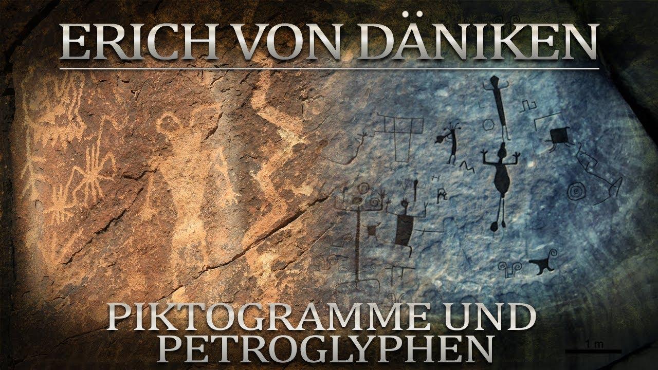 Erich von Däniken Piktogramme und Petroglyphen