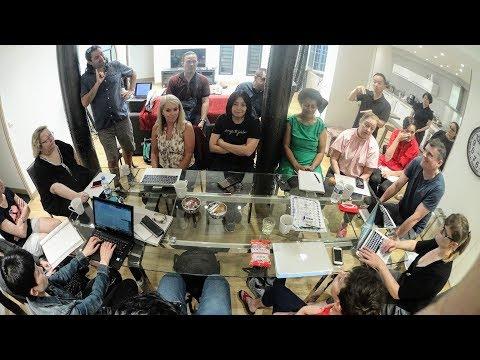 Второй день Совета ВАПЖЯ - WASLI/ На жестовом языке