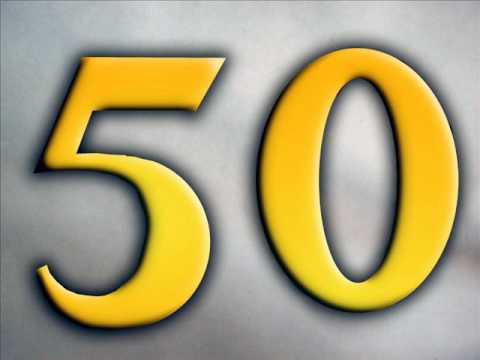 50th Birthday eCard