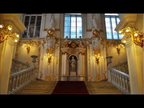 St. Petersburg, Russia:  Winter Palace