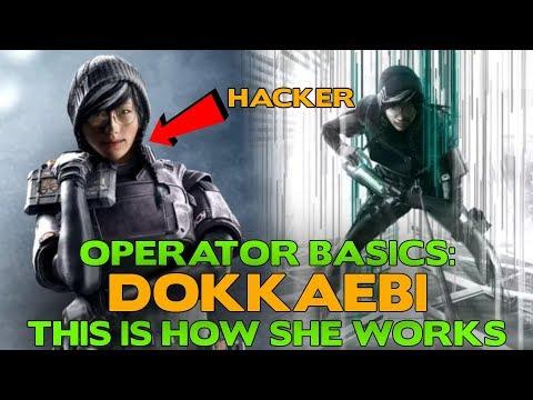 Rainbow Six Siege Tips || Operator Basics: Dokkaebi