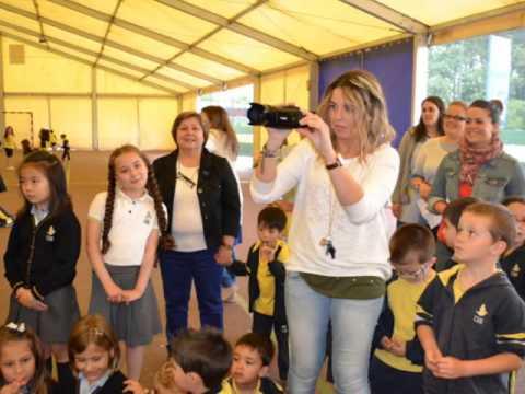 Fiesta fin de curso colegio lar 12 13 youtube - Colegio monterrey vigo ...