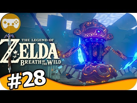 THE LEGEND OF ZELDA BREATH OF THE WILD | LA PRUEBA DE LOS MIL PICOS #28 EpsilonGamex