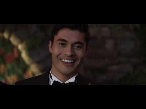 Crazy Rich Asians - Can't Help Falling In Love (Wedding Scene)