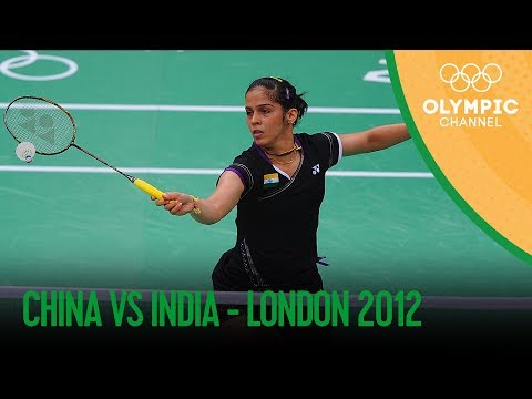 Saina Nehwal Wins Badminton Womens Singles Bronze - IND v CHN | London 2012 Olympics