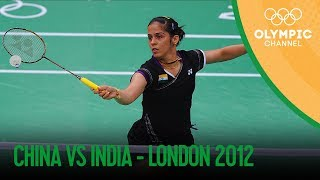 Saina Nehwal Wins Badminton Women