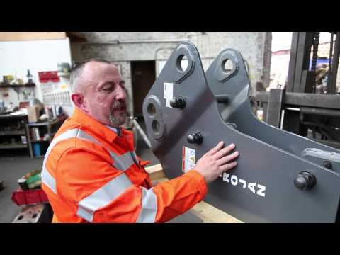 Hydraulic Breaker Parts - Hydraulic Hammer / Rock Breaker Spares & Advice