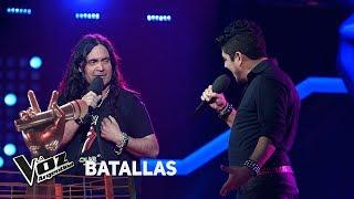 Rodrigo vs Jorge -