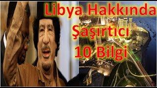 Kaddafi Döneminde Libya Nasıldı? - Şaşırtıcı 10 Bilgi