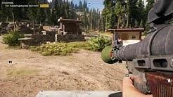 Far Cry 5 Get Locksmith Perk Unlock Safe Get Silver Bar