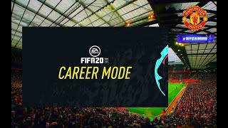 HOME VS ARSENAL!! MANUTD CAREER MODE #2 (FIFA 20) (LIVE STREAM)