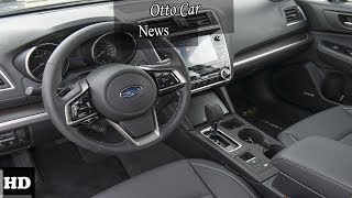 HOT NEWS  !!!! 2018 Subaru Legacy Interior and Infotainment Overview
