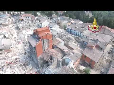 Earthquake Leaves at Least 267 Dead in Central Italy