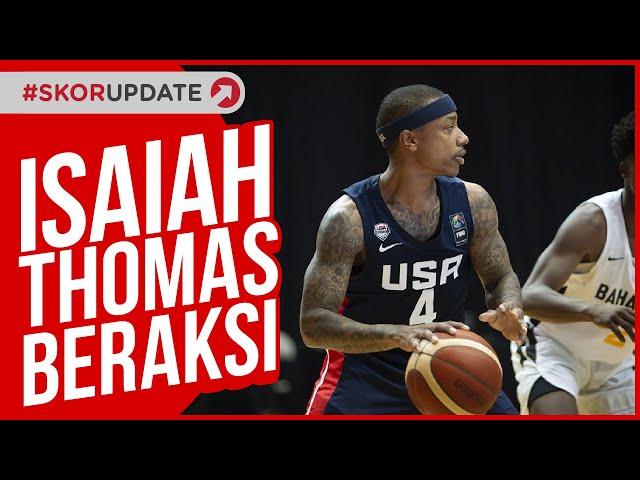 ISAIAH THOMAS MAIN BASKET LAGI