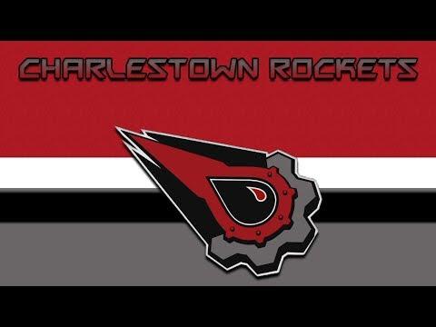 NHL 18 - Custom Team - Charlestown Rockets