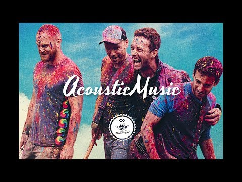 Best Coldplay Acoustic Songs Cover 2017