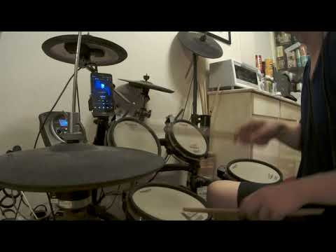打開你未來 | 鄭伊健 | V-Drums Cover
