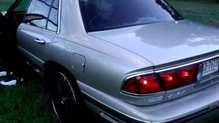 REEL RYDERZ car club B jizzle ......DA Buick Whamming trap