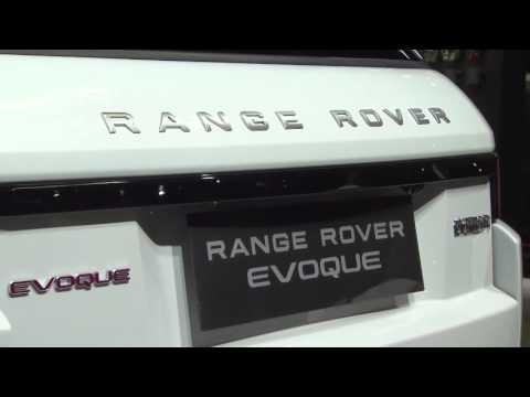 GVs Jaguar Land Rover Stand, 2016 Beijing Auto Show