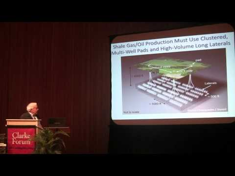 Dr. Anthony Ingraffea, Shale Gas and Oil Development part 1