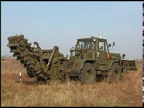 Землеройная машина ПЗМ-2: продажа, цена в Новосибирске. бульдозеры ... | 360x480