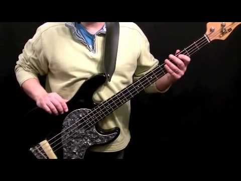 How To Play Bass Guitar To Ain