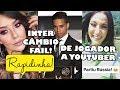 🔥BOCA ROSA BATE UM BOLÃO | MARI SAAD EXPLICA INTERCÂMBIO FAIL | JOGADOR TROCA FUTEBOL PELO YOUTUBE