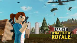 Alone, Battle Royal (Roblox) YEAH!