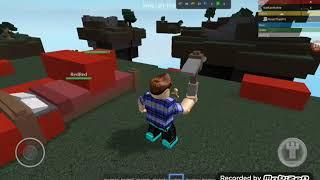 Roblox Minecraft l Roblox bedwars part 1