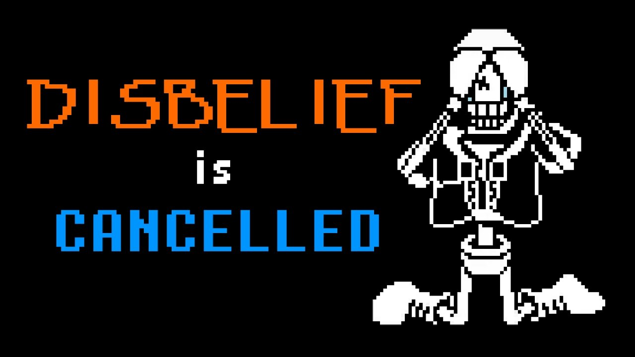 april fools 2017) disbelief is cancelled. - youtube