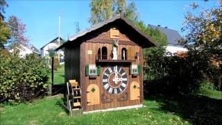Größte Kuckucksuhr von Rheinland-Pfalz