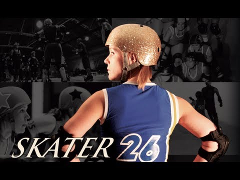 "Skater 26 - ""Driven to Victory"" A Roller Derby Documentary"