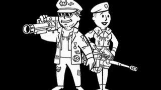 История Мира Фаллаут - Бомбисты и их Убежище
